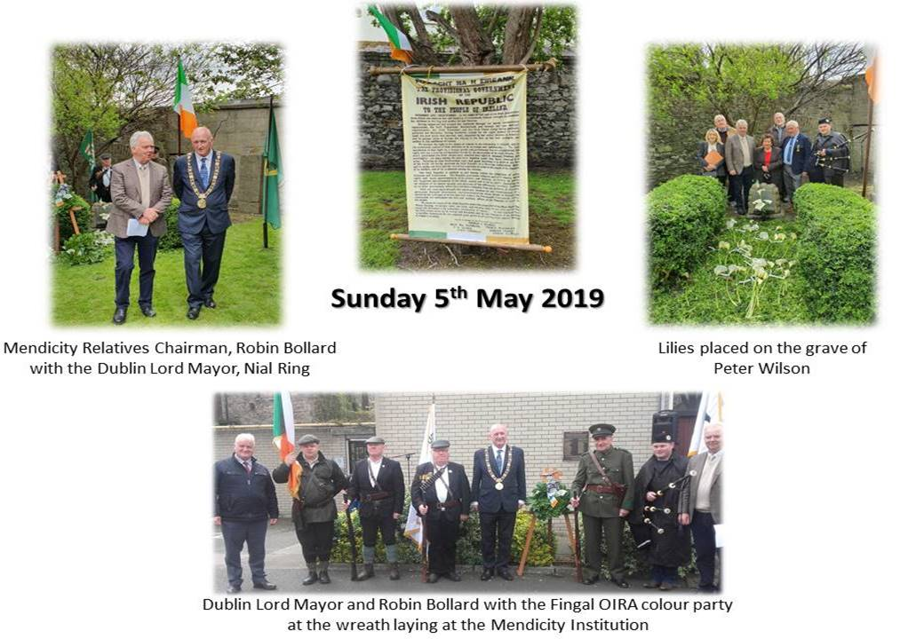 Commemorations 2019